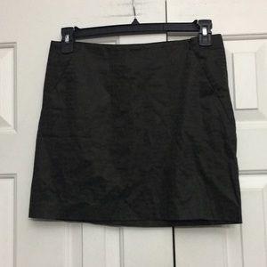 NWT $ Gap Skirt ** See pics alterations on waist
